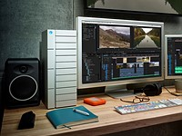LaCie unveils Thunderbolt 3 desktop storage devices