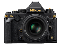 Nikon celebrates Df's first birthday with gold edition