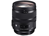 Sigma updates firmware for popular 24-70mm F2.8 Art lens and MC-11 converters