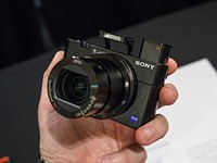 Hands-on with the Sony Cyber-shot RX100 V
