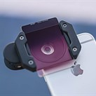 The NiSi Prosories P1 Kit lets you attach square filters to your smartphone