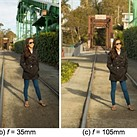 NVIDIA Computational Zoom lets you change perspective and focal length in post