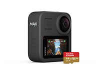 GoPro Max: a second-generation 360º action camera with HyperSmooth, 360 Audio and more