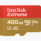 SanDisk reveals world's fastest UHS-I microSD memory card