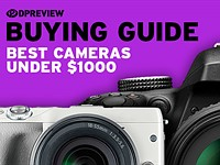Buying Guide: The best cameras under $1000
