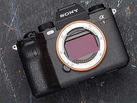 New Sony a1 firmware update (version 1.10) addresses EVF and IBIS issues some users were experiencing
