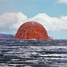 1969 US Geological Survey photo of a massive lava 'bubble' goes viral