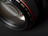 Using Canon's ultra-rare 50mm F1.0L