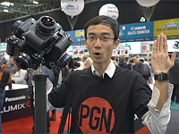 This 12K rig uses six Panasonic Lumix GX80s for 360-degree video