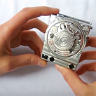 Get to know the Compass Camera, an ultra-compact pocketable film camera from 1937