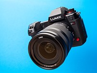 Panasonic Lumix DC-S1H review in progress