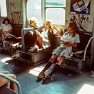 Photos of New York subway from 1977-84