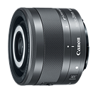 Bright idea: Canon debuts EF-M 28mm F3.5 Macro with built-in LEDs