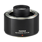 Weather-resistant Fujifilm 2x teleconverter brings 1219mm focal length to X-Series