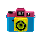 Holga Digital camera project launched on Kickstarter