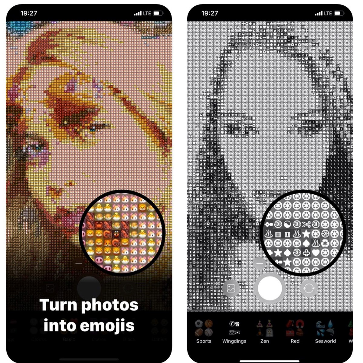 Emojivision Uses Computational Photography To Turn Your Photos Into Emojis Digital Photography Review To upload the yay emoji to your discord server follow these simple steps. turn your photos into emojis