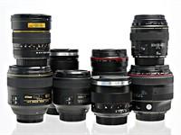 LensRentals applies copy variation test to short telephoto primes