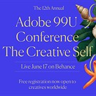 Adobe's 12th Annual 99U Creative Conference will be free and virtual this year