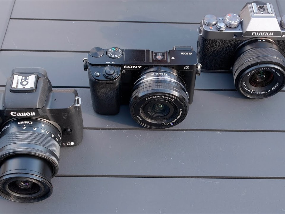 DPReview TV: Entry-level APS-C shootout: Digital Photography Review