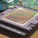 CEA-Leti has developed a fully-functional curved full-frame image sensor