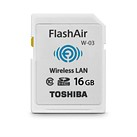 Toshiba offers FlashAir III wireless SD card