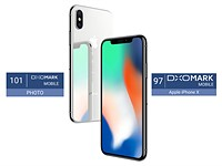 iPhone X is the world's best smartphone for photos, second best overall on DxOMark