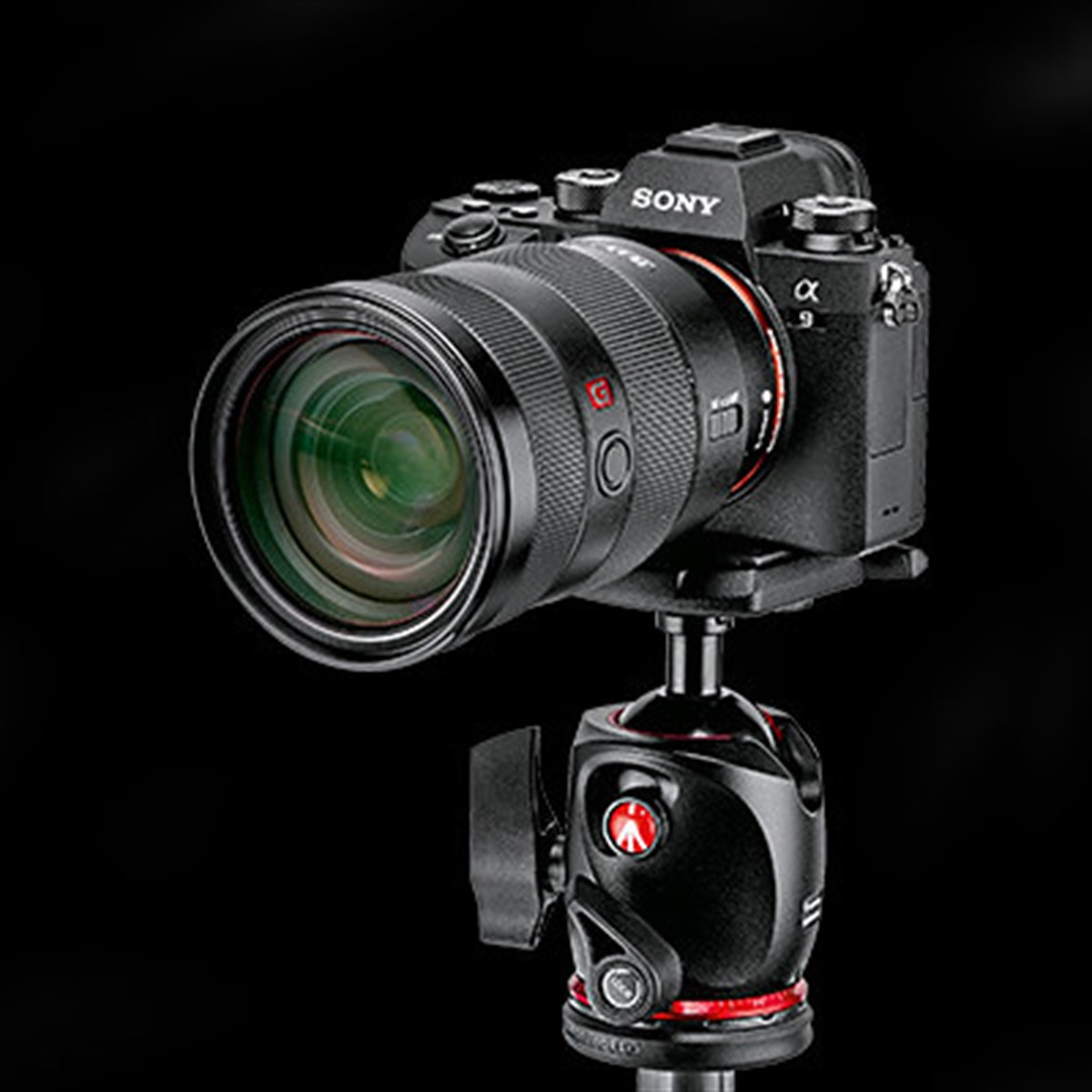 Manfrotto Is Teaming Up With Sony To Make Accessories For Alpha L Plate Bracket Kamera A7 A7s A7r Series Cameras Digital Photography Review