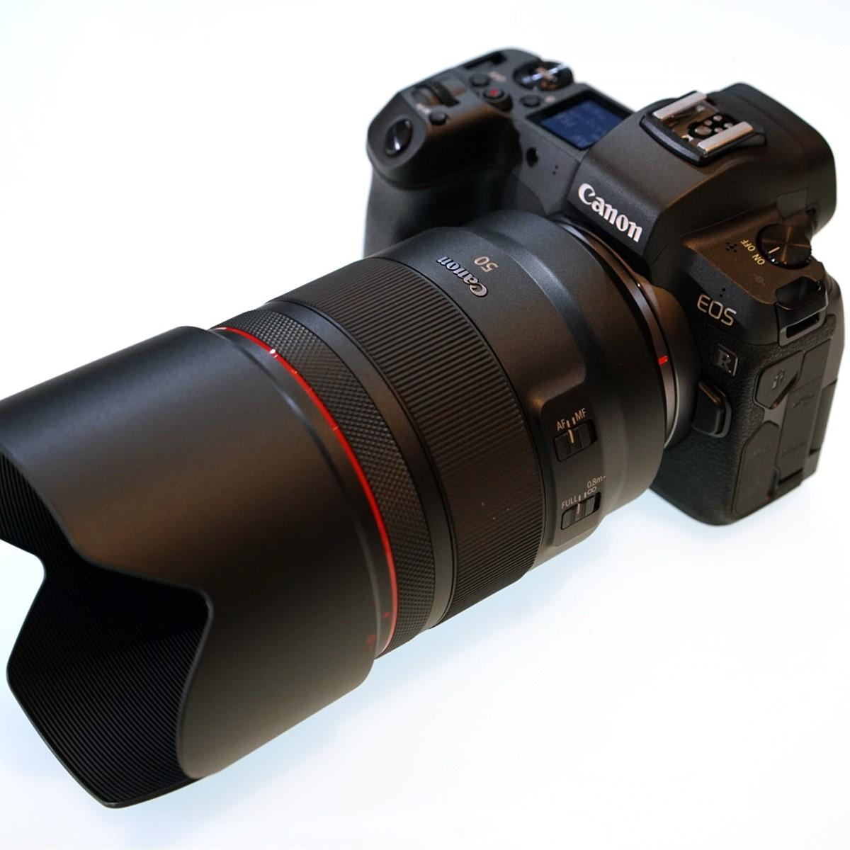 Four RF-mount lenses kick off Canon s new full-frame mirrorless system e9bca6d94df3b