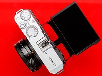 The smallest X-mount camera: Fujifilm X-E4 initial review