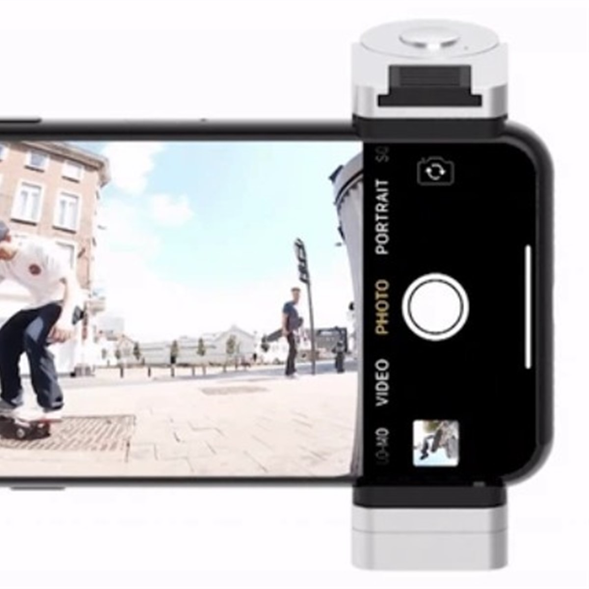 Pro Video Stabilizing Handle Grip for Leica V-Lux 3 Vertical Shoe Mount Stabilizer Handle