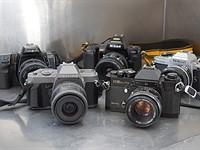 Stocking stuffers: Five film camera bargains