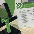 Seagate launches 60TB SSD, world's highest capacity solid state drive