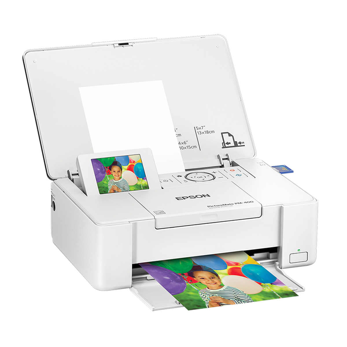 Epson introduces Wi-Fi Direct PictureMate PM-400 mini-inkjet