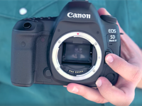 Video: Getting our hands dirty with the Canon EOS 5D Mark IV