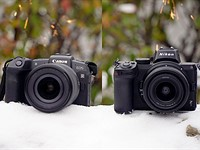 DPReview TV: Best entry-level full frame mirrorless – Nikon Z5 vs. Canon EOS RP