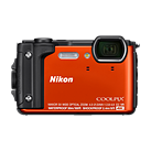 Nikon Coolpix W300 rugged compact shoots 4K, costs $390