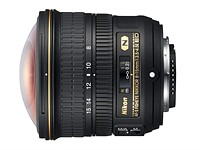 Full-frame Nikon 8-15mm F3.5-4.5E ED fisheye zoom now available