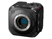 Many things to many people: Panasonic launches DC-BGH1 modular 'box' camera