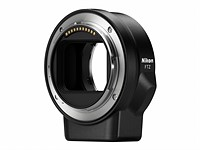 Nikon FTZ adapter lets you use over 360 F-mount lenses on Z-series bodies