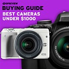 Fujifilm X-T30, Sony a6400 added to 'Best Cameras under $1000' buying guide