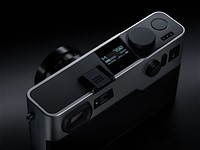 Pixii is a display-less digital rangefinder that connects to your smartphone