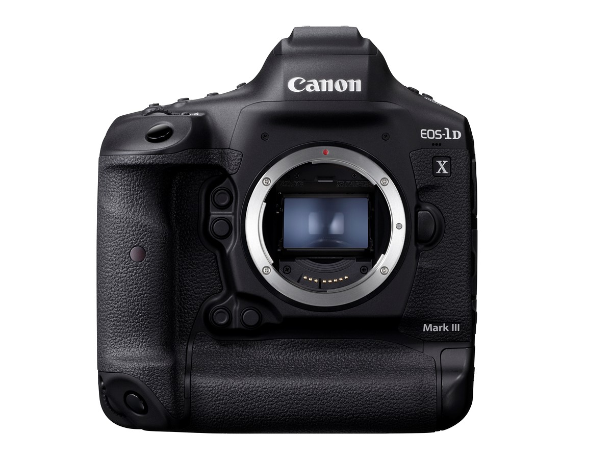 Canon aims to please professionals with the EOS-1D X Mark III