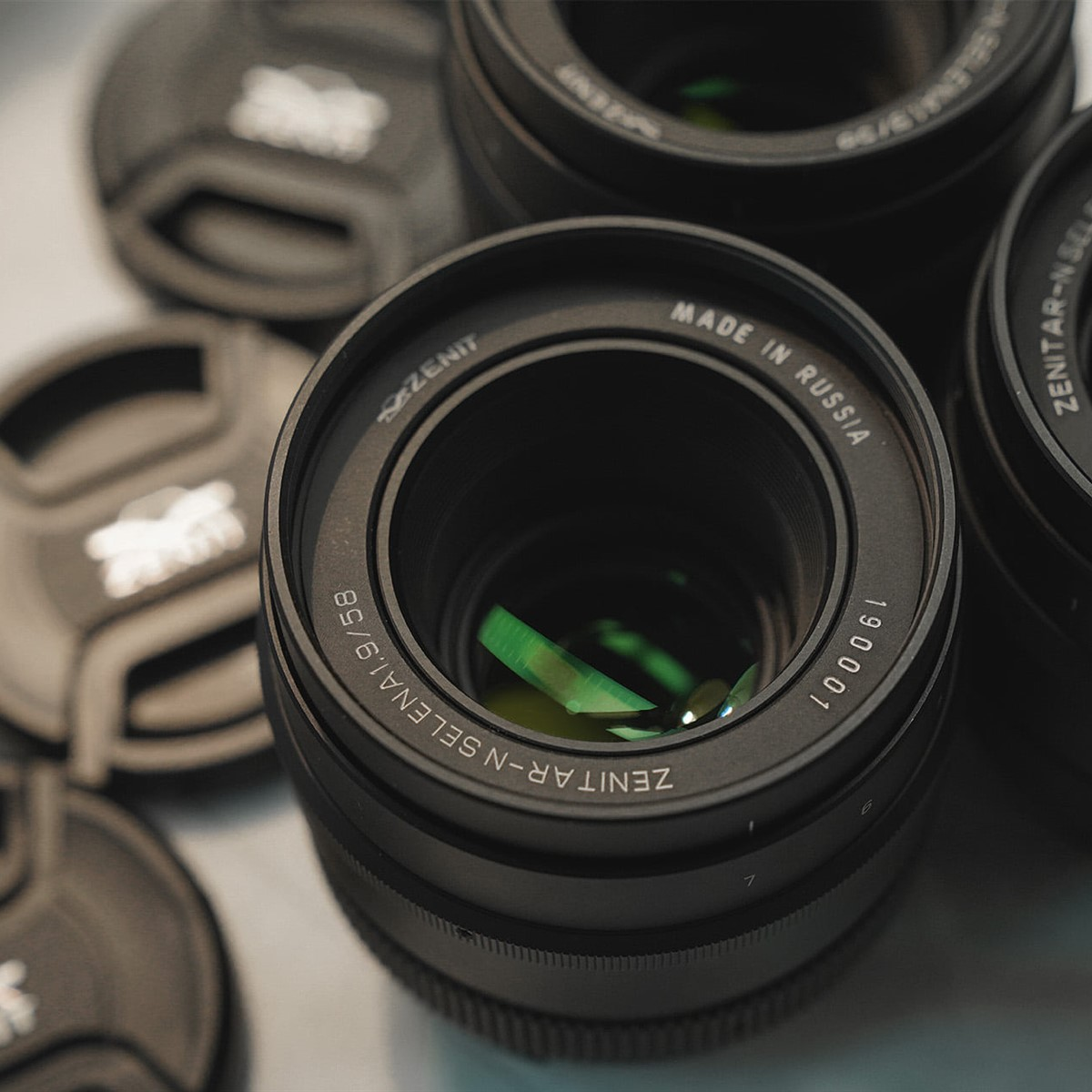 Zenit Teases Upcoming 60mm F2 8 Macro 58mm F1 9 And 35mm F2 Lenses Digital Photography Review