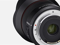 Samyang unveils AF 14mm F2.8 EF, its first autofocus lens for Canon