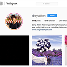 Instagram influencer apologizes for using stock and Pinterest images