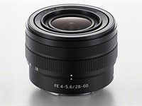 Sony announces tiny FE 28-60mm F4-5.6 full-frame zoom
