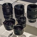 Beta Alphas: Sony shows mockups of upcoming FE lenses for Alpha 7 system