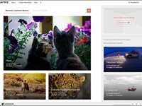 PhotoShelter introduces Pinterest-like photography curation service Lattice