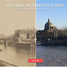 Re.photos: This website lets anyone create and share then-and-now photos