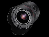 Samyang's new AF 24mm F1.8 lens features a dedicated 'Astrophotography Mode'